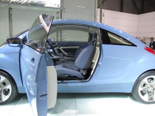 Geneva 2009: Mitsubishi i MiEV Sport Air6831