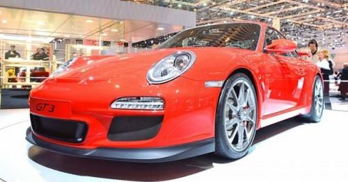 Imagini de la Geneva cu noul Porsche 911 GT3!6756
