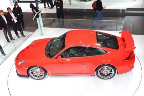 Imagini de la Geneva cu noul Porsche 911 GT3!6760