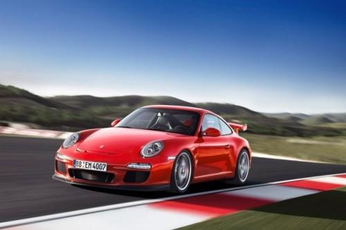 Imagini de la Geneva cu noul Porsche 911 GT3!6762