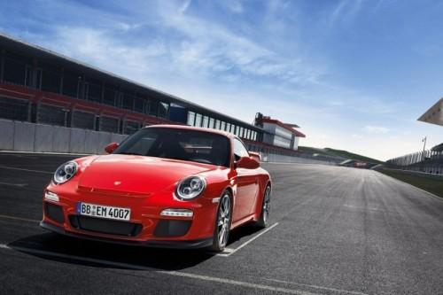 Imagini de la Geneva cu noul Porsche 911 GT3!6765