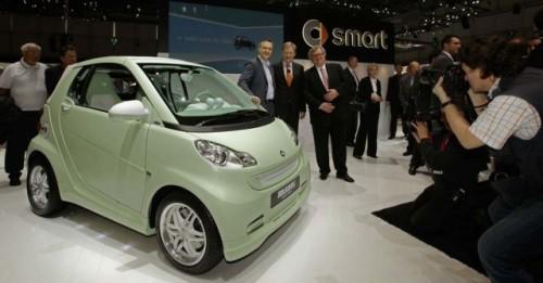 Brabus Smart ForTwo prezentat la Geneva!6742