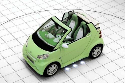 Brabus Smart ForTwo prezentat la Geneva!6747