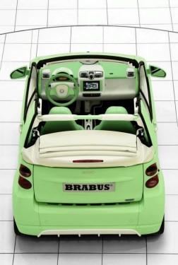 Brabus Smart ForTwo prezentat la Geneva!6749