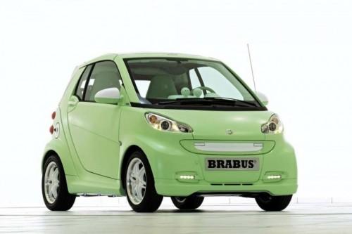 Brabus Smart ForTwo prezentat la Geneva!6751