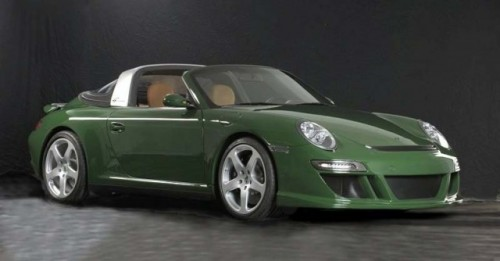 eRuf Greenster - Un Porsche 911 electric!6729