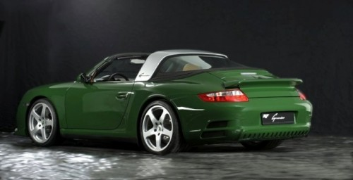 eRuf Greenster - Un Porsche 911 electric!6730