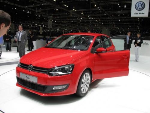 Geneva 2009: Noul Volkswagen Polo6687