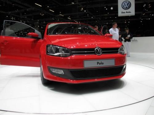 Geneva 2009: Noul Volkswagen Polo6689
