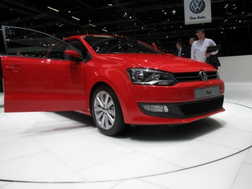 Geneva 2009: Noul Volkswagen Polo6690
