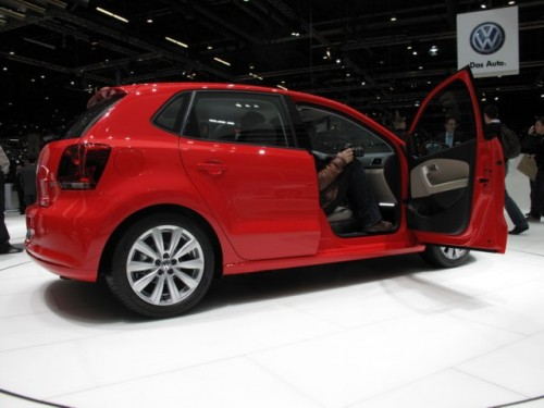 Geneva 2009: Noul Volkswagen Polo6694