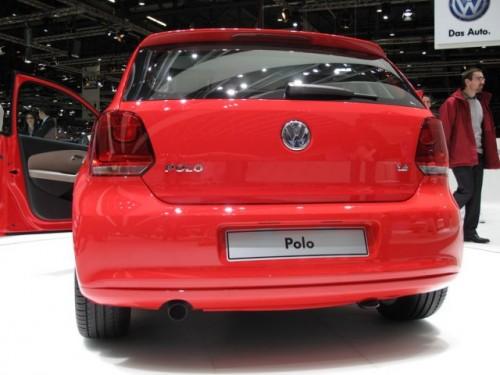 Geneva 2009: Noul Volkswagen Polo6697