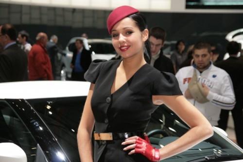 Galerie Foto: Fetele Salonului Auto de la Geneva!6640