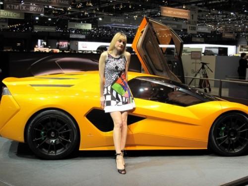 Galerie Foto: Fetele Salonului Auto de la Geneva!6653