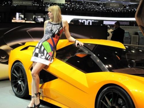 Galerie Foto: Fetele Salonului Auto de la Geneva!6657