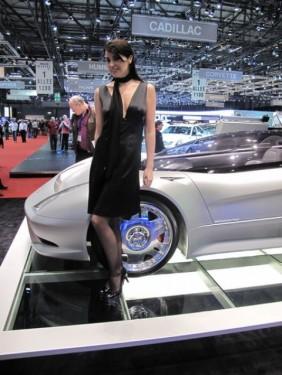 Galerie Foto: Fetele Salonului Auto de la Geneva!6663
