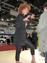 Galerie Foto: Fetele Salonului Auto de la Geneva!6666