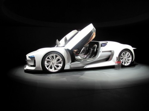 Geneva 2009 LIVE: Citroen anunta producerea conceptului GT6604