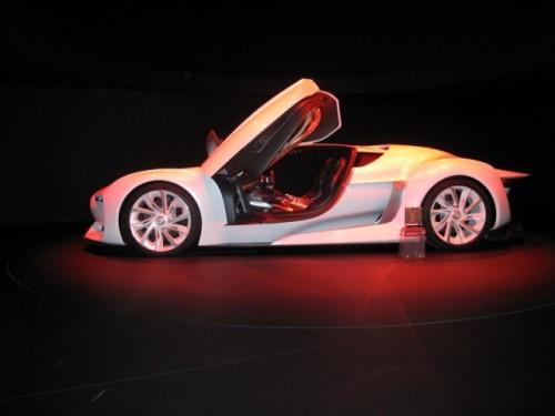 Geneva 2009 LIVE: Citroen anunta producerea conceptului GT6605