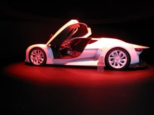 Geneva 2009 LIVE: Citroen anunta producerea conceptului GT6606