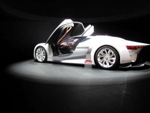 Geneva 2009 LIVE: Citroen anunta producerea conceptului GT6607