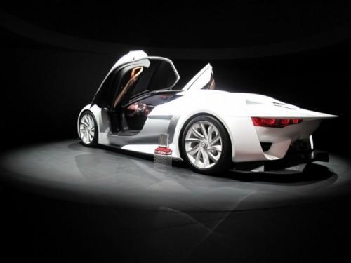 Geneva 2009 LIVE: Citroen anunta producerea conceptului GT6608