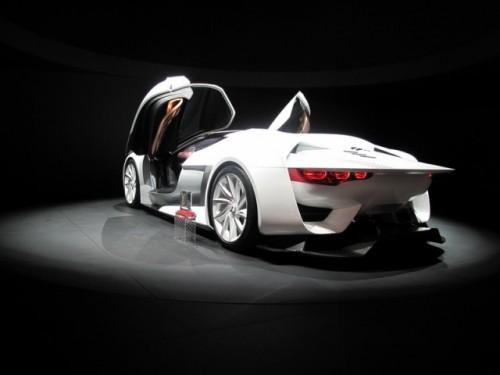 Geneva 2009 LIVE: Citroen anunta producerea conceptului GT6609