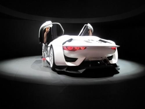 Geneva 2009 LIVE: Citroen anunta producerea conceptului GT6610