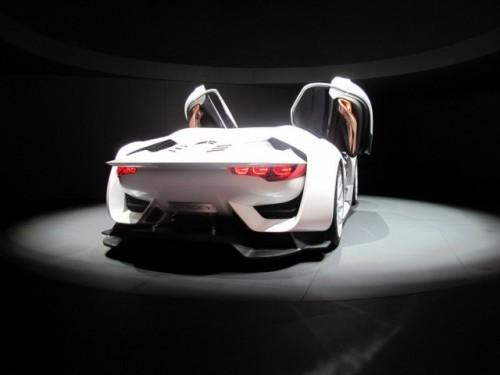 Geneva 2009 LIVE: Citroen anunta producerea conceptului GT6612