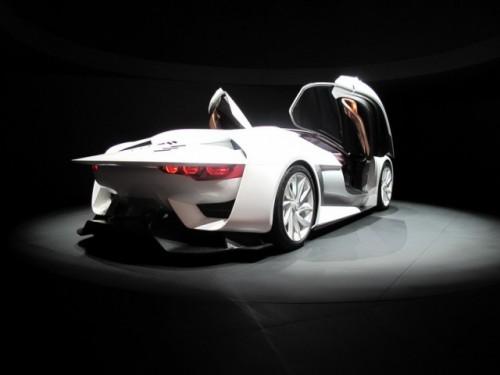 Geneva 2009 LIVE: Citroen anunta producerea conceptului GT6613