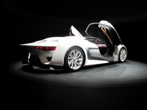 Geneva 2009 LIVE: Citroen anunta producerea conceptului GT6614