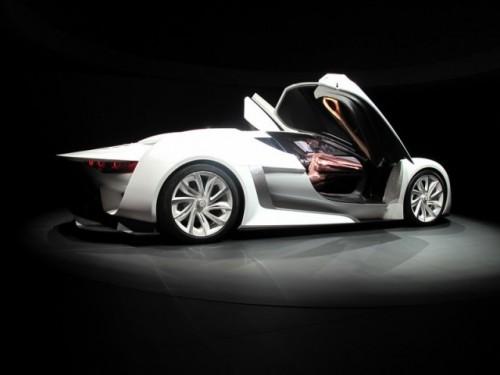 Geneva 2009 LIVE: Citroen anunta producerea conceptului GT6615