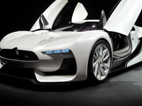 Geneva 2009 LIVE: Citroen anunta producerea conceptului GT6623