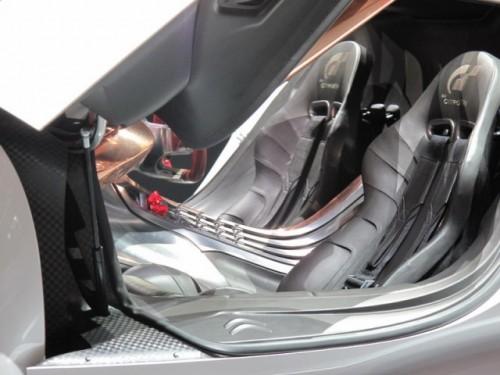 Geneva 2009 LIVE: Citroen anunta producerea conceptului GT6625