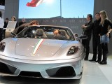 Geneva 2009 LIVE: Standul Ferrari6570