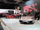 Geneva 2009 LIVE: Standul Ferrari6572