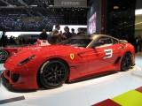 Geneva 2009 LIVE: Standul Ferrari6577