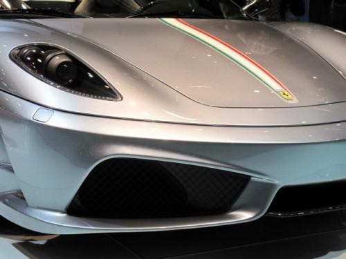 Geneva 2009 LIVE: Standul Ferrari6584