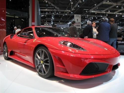 Geneva 2009 LIVE: Standul Ferrari6597