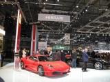 Geneva 2009 LIVE: Standul Ferrari6599