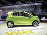 Geneva 2009 LIVE: Chevrolet Spark, urmasul Matizului6356