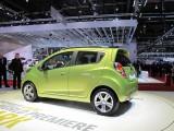 Geneva 2009 LIVE: Chevrolet Spark, urmasul Matizului6372