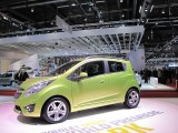 Geneva 2009 LIVE: Chevrolet Spark, urmasul Matizului6379