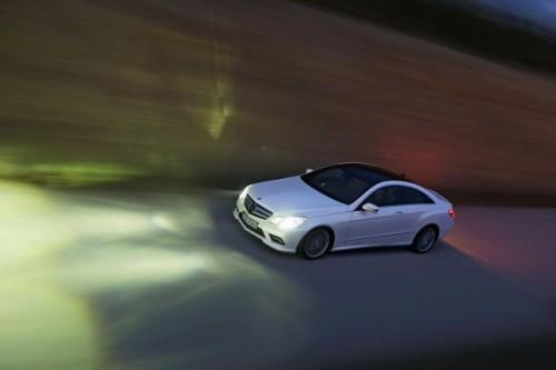 Geneva 2009 LIVE: Noul Mercedes E-Klasse Coupe6303