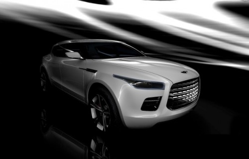 Geneva 2009 LIVE: Aston Martin relanseaza marca Lagonda6292
