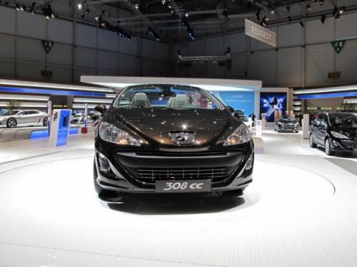 Geneva 2009 LIVE: Standul Peugeot6246