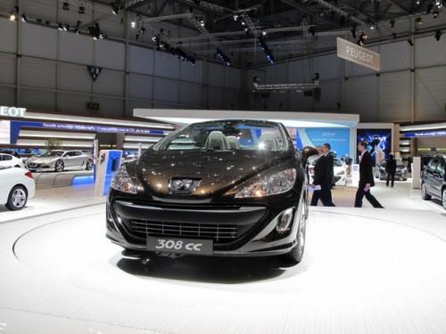 Geneva 2009 LIVE: Standul Peugeot6248