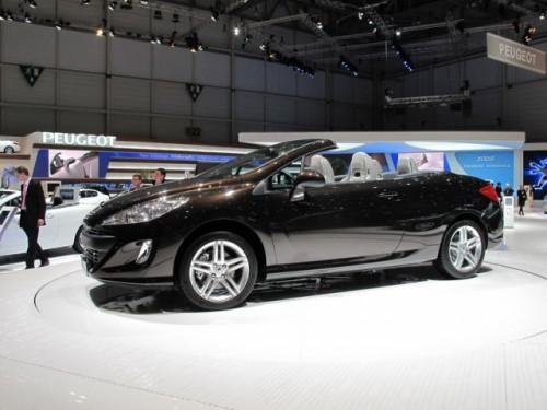 Geneva 2009 LIVE: Standul Peugeot6253