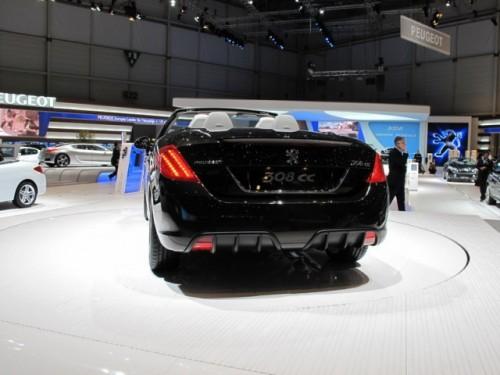 Geneva 2009 LIVE: Standul Peugeot6262