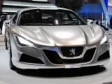 Geneva 2009 LIVE: Standul Peugeot6274